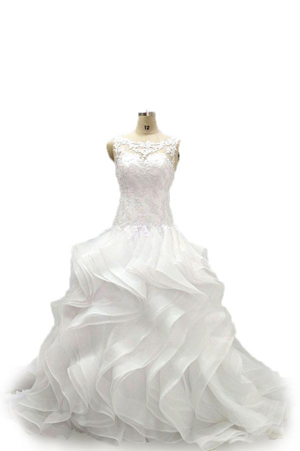 Robe de mariée Princesse Ceremony Day