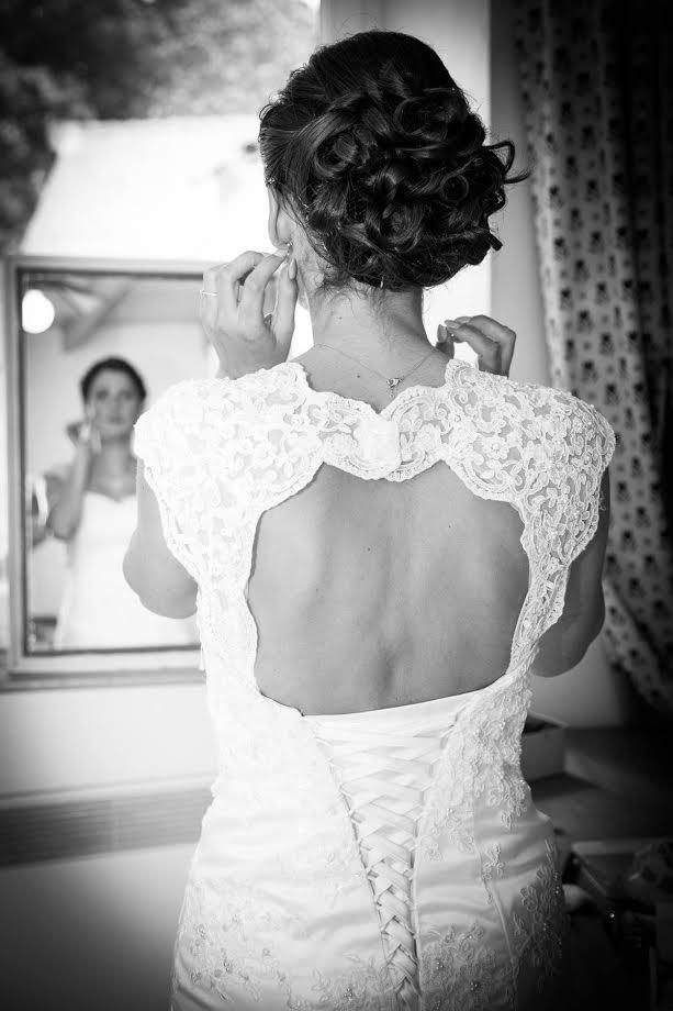 Robe de mariée sur-mesure Ceremony Day